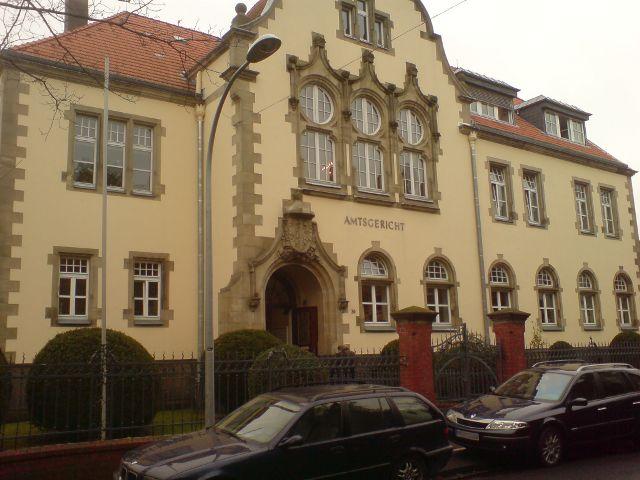 Gebäude des Amtsgerichts Rheinbach