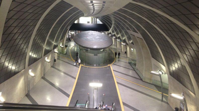 U-Bahn-Haltestelle Heumarkt